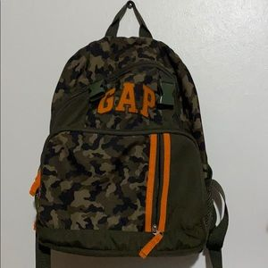 Gap toddler backpack - camo
